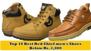Red chief casual shoes below 2000