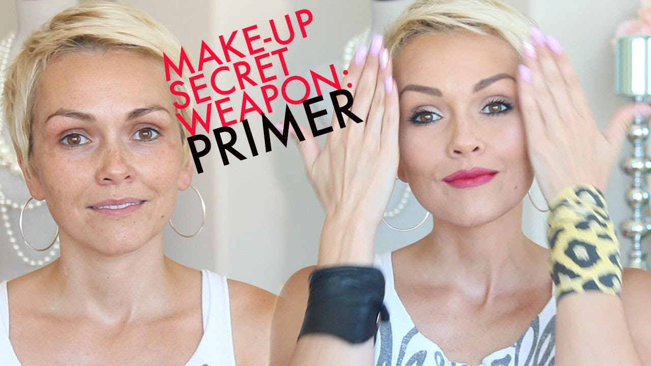 Makeup Artist Secrets: Primers, Diy Tricks, And Best Locking Spray!   Kandee Johnson  Youtube