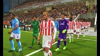 Download Video Stoke City vs Manchester City 2018   Full Match   PES 2018 Gameplay HD MP3 3GP MP4