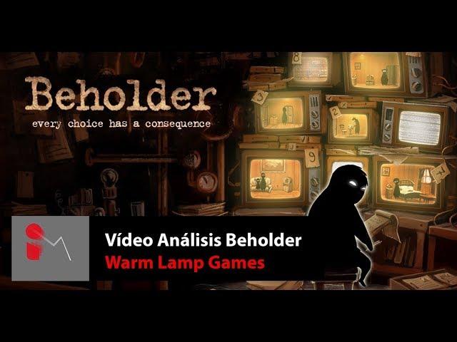 Vídeo Análisis Beholder