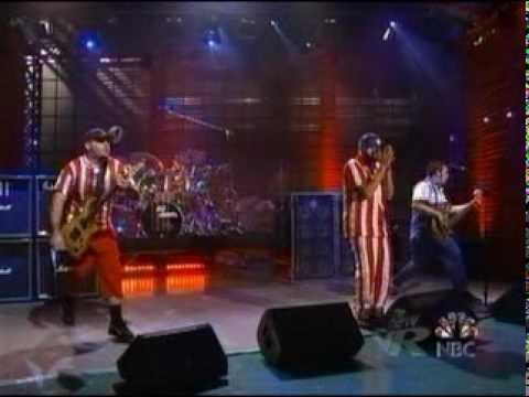 Alien Ant Farm - Smooth Criminal (Live - Leno)
