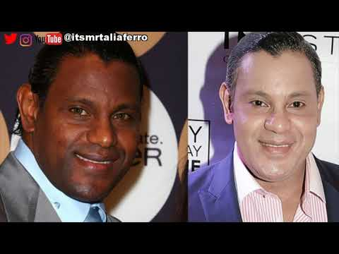 Sammy Sosa Posts A New Picture Of Him Dabbing & People See He's Changed ALOT!