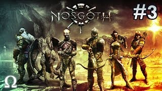 Nosgoth | #3 - GIANT VAMPIRE IS GASSY | Ft. Gassy, Minx, Diction