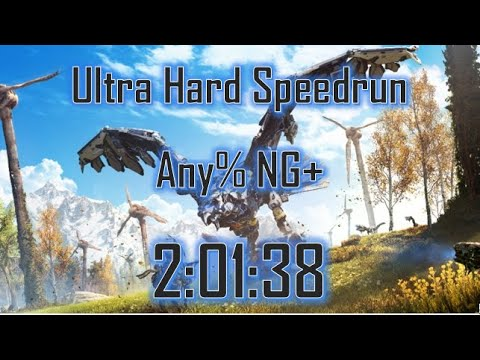 Horizon Zero Dawn Speedrun: Any% NG+ (Ultra Hard) in 2:01:38 [Former WR] thumbnail