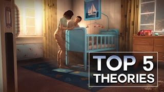 Fallout 4 - Top 5 Fan Theories