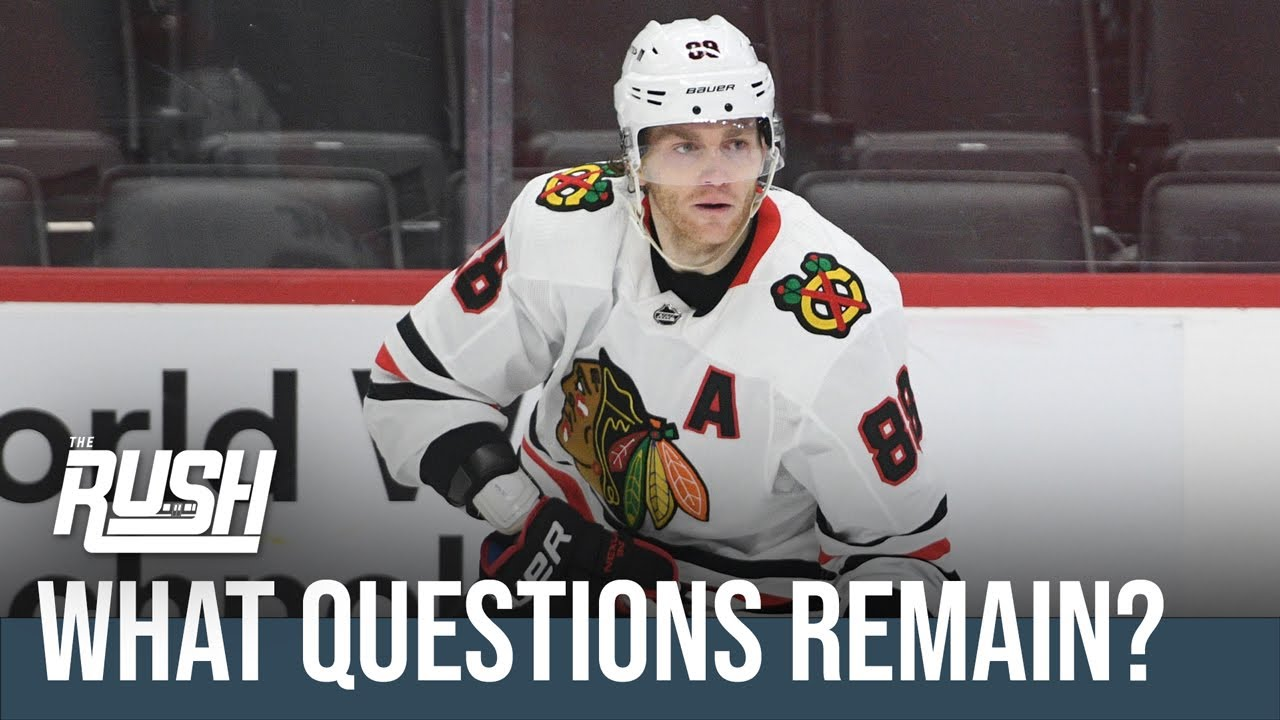 As Blackhawks enter training camp, what questions remain? | The Rush | NBC Sports Chicago