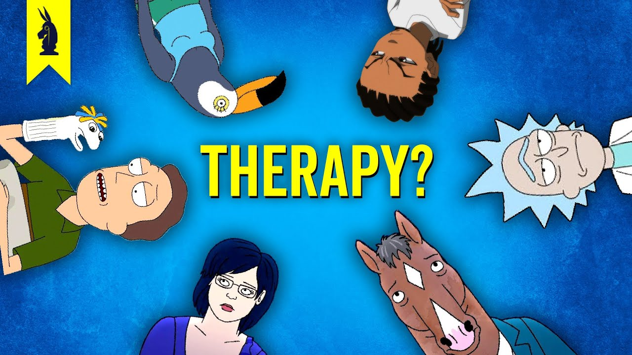 Download Adult Animation: Why Cartoons Make Great Therapy