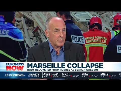 #EuronewsNow | Marseille Building Collapse: body recovered from rubble