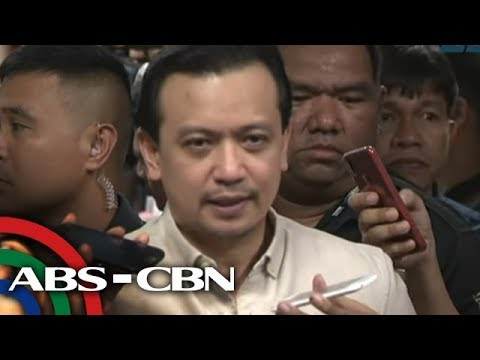 'He upheld justice': Trillanes thanks Judge Soriano for rule of law