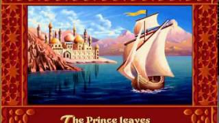 Prince of Persia 2 (Macintosh), Level 1-3