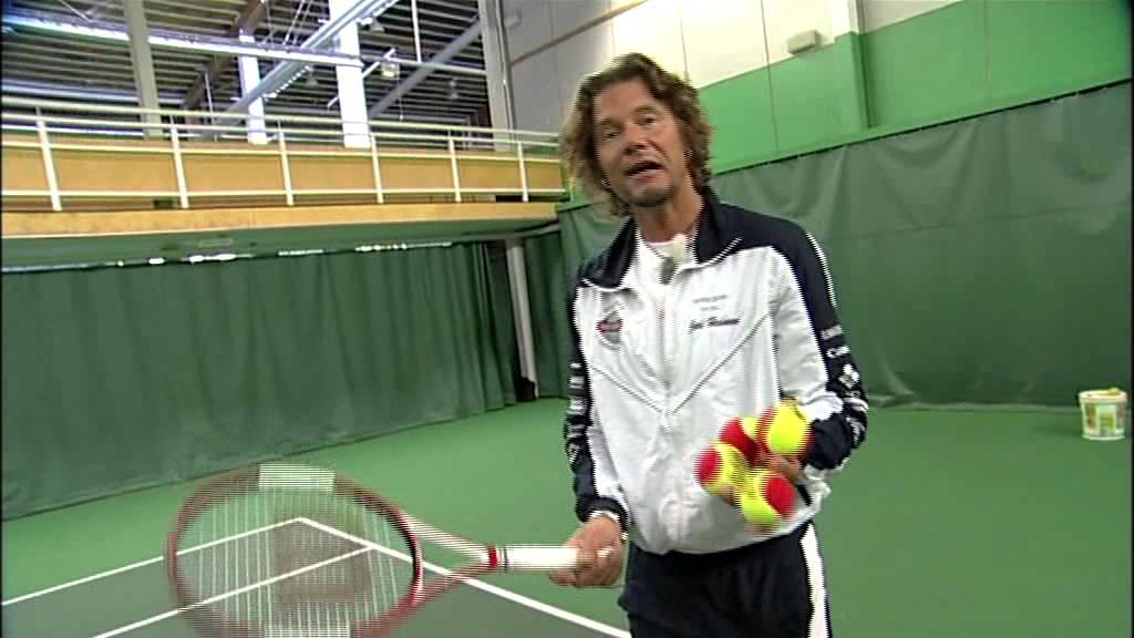 Jari Hedman Tennis