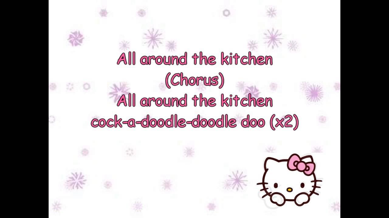 All Around The Kitchen