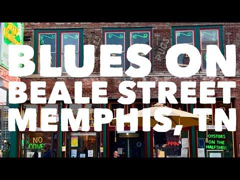 Memphis Blues on Beale Street