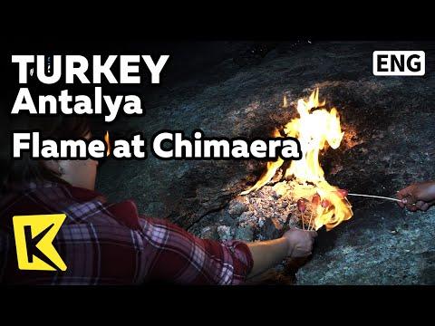 【K】Turkey Travel-Antalya[터키 여행-안탈리아]키메라 불꽃 즐기기/Flame/Chimaera/Mount Olympus/Legend