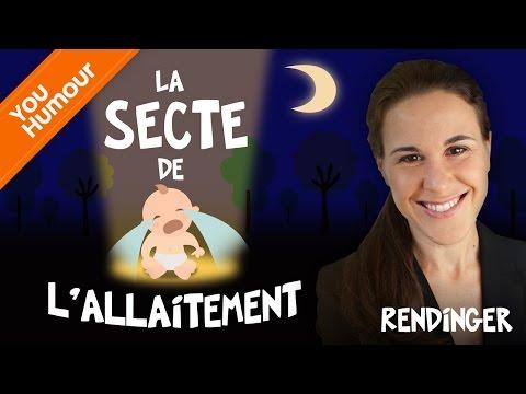 ANTONIA DE RENDINGER - La secte de l'allaitement