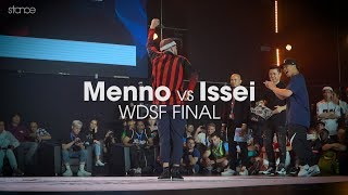 MENNO vs ISSEI [final] // .stance - WDSF Breaking For Gold 2019