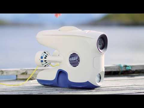 Presenting the Blueye Pioneer Underwater Drone