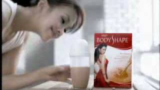 WRP Body Shape commercial filmed at CF VIP Club FX Jakarta