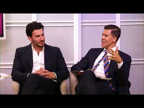 Fredrik Eklund And Steve Gold New Season Of 'Million Dollar Listing New York!'