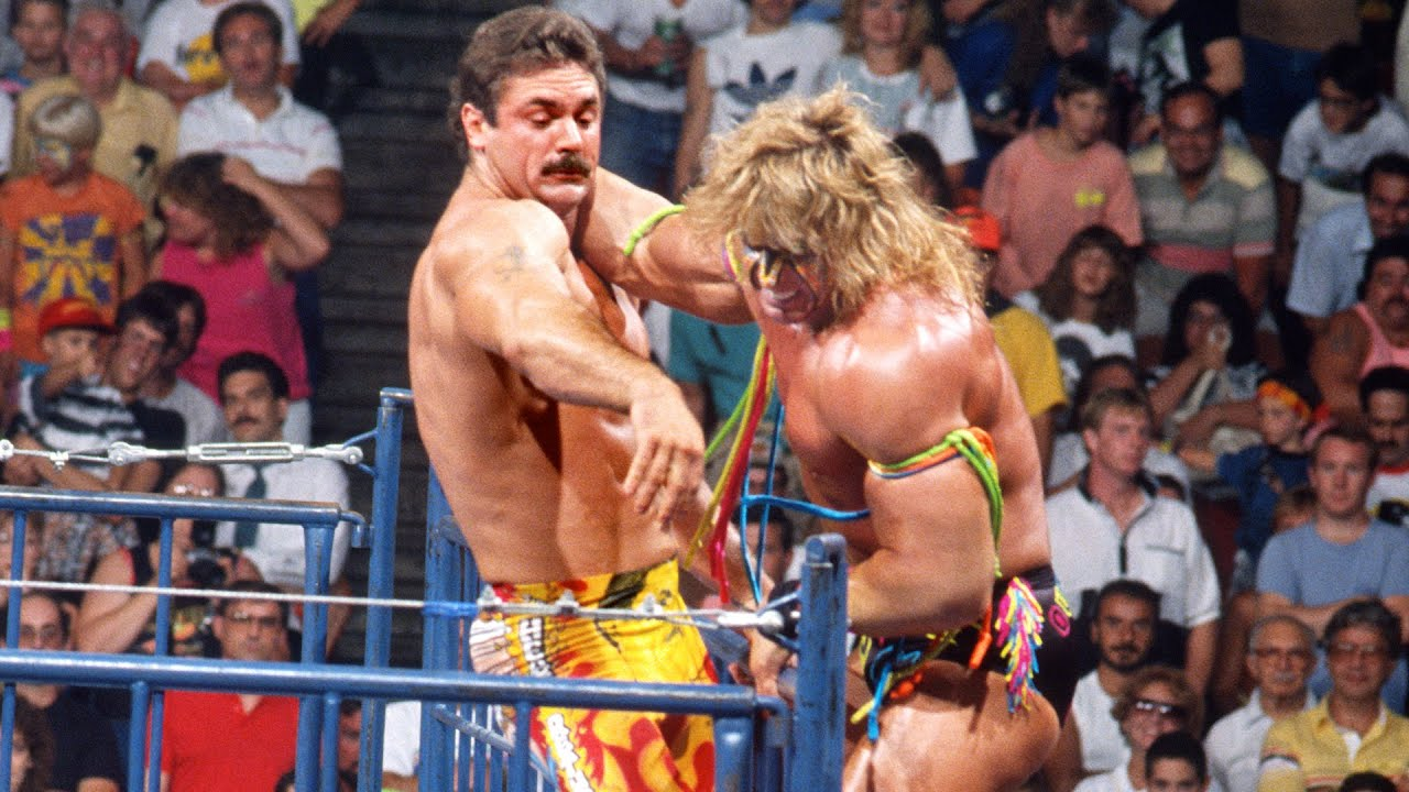 Download Every Ultimate Warrior SummerSlam match: WWE Playlist