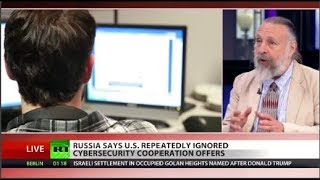 US hacking Russian power grid – report