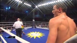Robin Krasniqi vs Emmanuel Danso - Final Round - KO Round - Round 7