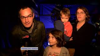 Yvelines | SQY : Les dinosaures envahissent l'île-de-Loisirs
