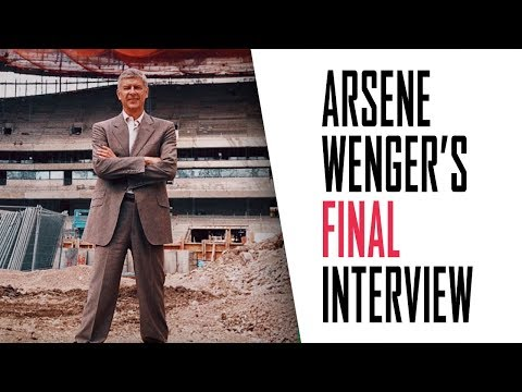 Arsene Wenger's FINAL interview | Part 4 - Emirates Stadium and the Champions League final