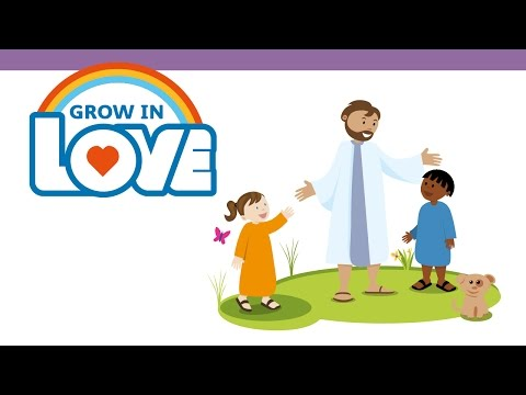 Learn more about Grow in Love, the new Religious Education series from Veritas!
