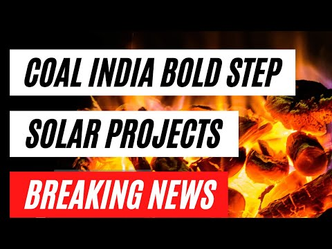 BREAKING NEWS COAL INDIA SHUTTING DOWN MINES ? LATEST INITIA