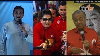 Azmin doa Azwan dapat hidayah, Mahathir sindir PAU2017 - Sekilas Fakta, 7 Dis 2017