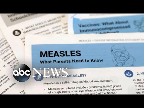New York City mandates vaccinations, issues fines amid spike in measles cases