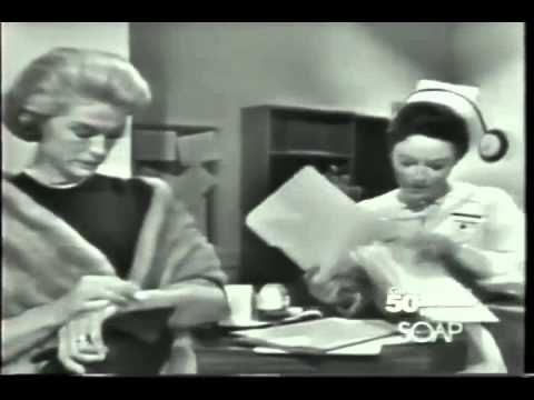 The complete first episode of General Hospital - April 1, 1963