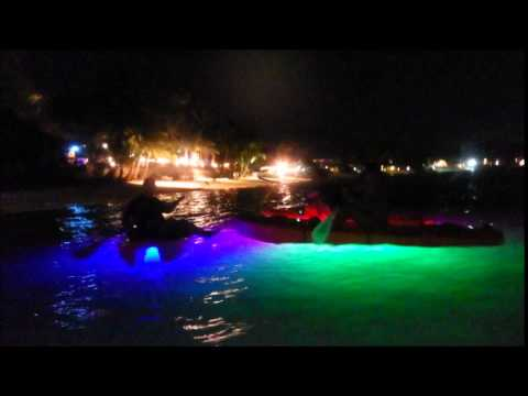 Koh Samui Light Up Paddlesports Guided Night Time