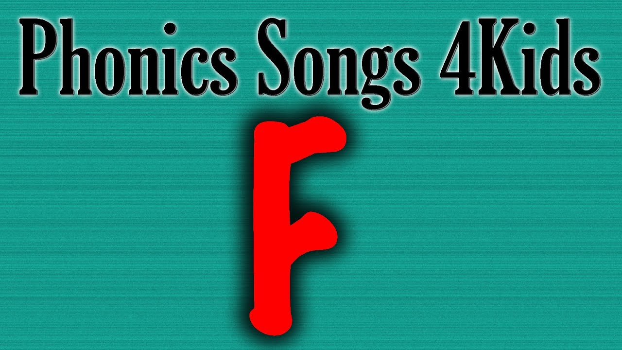 letter f song letter f song phonics songs for 22816