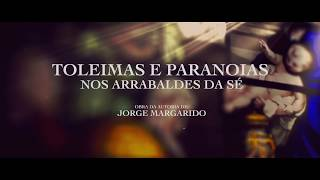 capa de Toleimas e Paranoias de Jorge Margarido