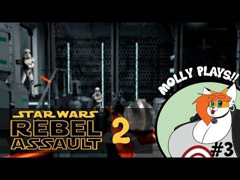 Molly Plays: Rebel Assault II - Part 3 |