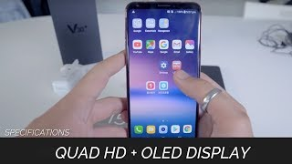We View and Review - GREAT PHONE FOR INFLUENCERS (LG V30+ REVIEW) thumbnail