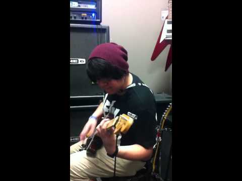 Pop punk Posi time riffage!