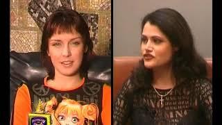 Блиц - Жени Калканджиева и Ирина Папазова