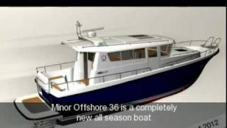 The All New Minor Offshore 36