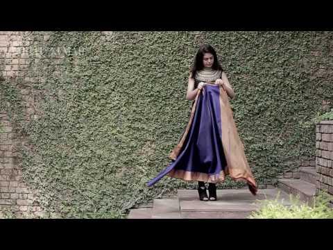 Ritu Kumar- The Saree Series