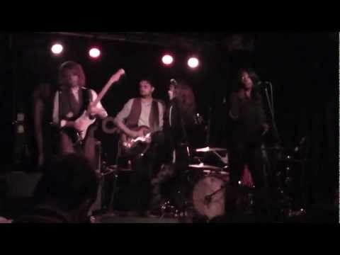 """The Jess Roberts Band Live - """"Voodoo Woman"""""""