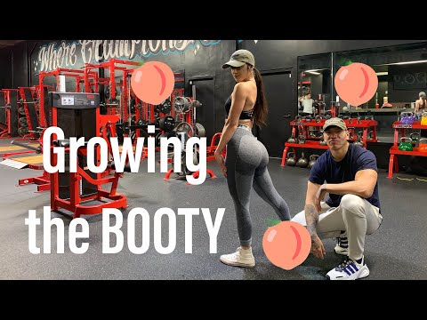 Grow the Glutes aka Booty / Me and Afrika Dating?