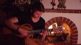 Скачать The Elder Scrolls V Skyrim Around The Fire Acoustic Guitar Cover