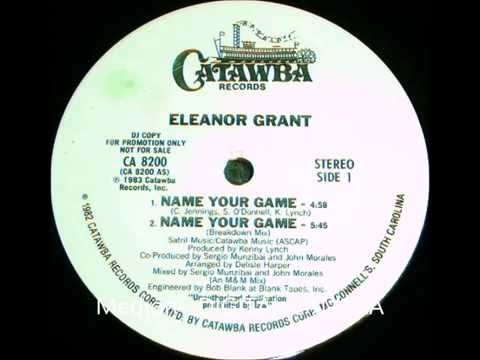 Eleanor Grant - Name Your Game (1983)