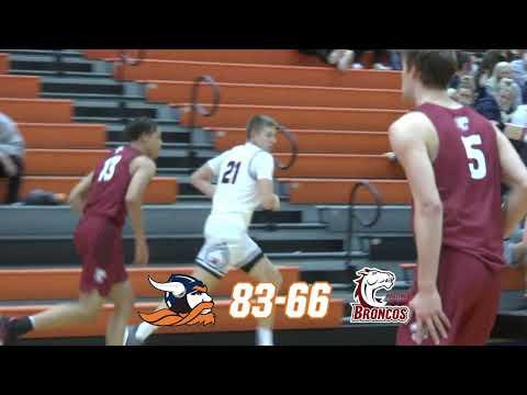 Midland University Men's Basketball vs Hastings College Highlights 11/18/20