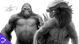 Kong's SIZE REVEALED!? - Godzilla vs Kong