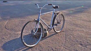 Обзор велосипеда Аист