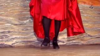 Уроки цыганского танца от Венеры Ферарь №1 (gipsy dance lesson)